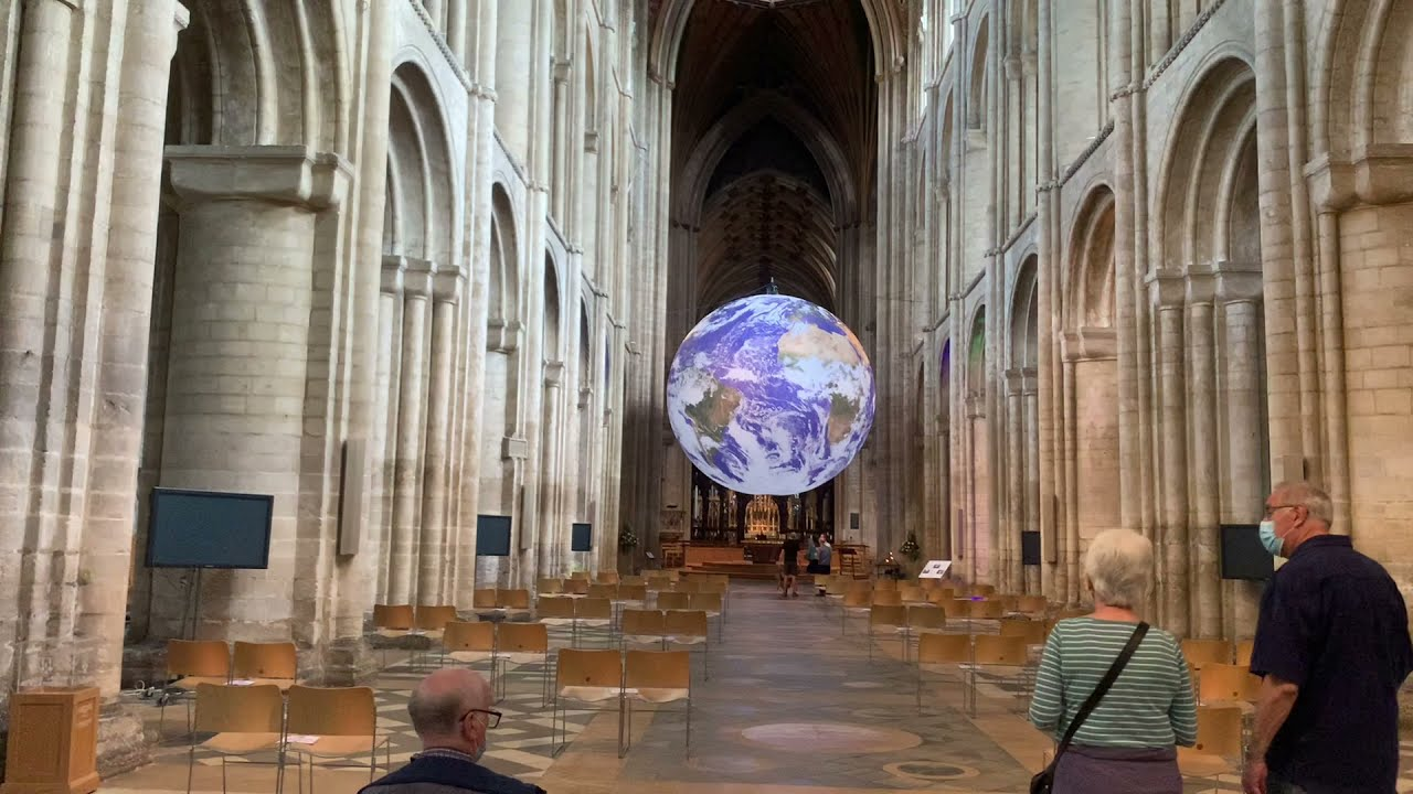 Heaven & Earth at Ely Cathedral