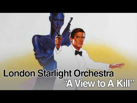 London Starlight Orchestra - A View to A Kill