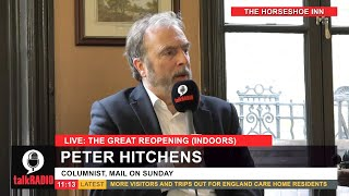 Peter Hitchens and Mike Graham | 17-May-21