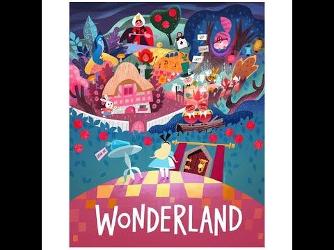 期間限定作品「Alice in Wonderland」紹介動画