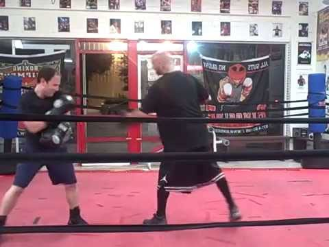 BOXING DRILLS to improve DEFENSE and instincts