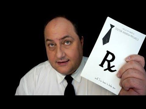 ASMR- Prescription Filled- Get Your Tingles Here