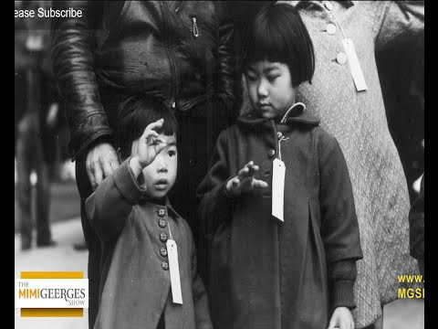 """Japanese-American Internment during WWII - author Richard Reeves """"Infamy"""""""