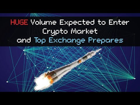 Top Exchange Prepares for MASSIVE Increase to Trading
