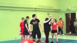 Взрослые группы по теннису