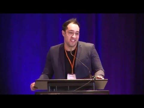 Eliel Cruz: Bisexual Christians Workshop at the Reformation Project in Kansas City