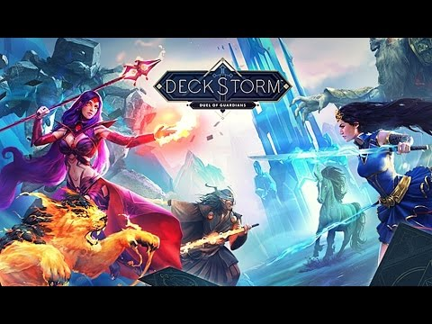 Deckstorm: Duel of Guardians - Android Gameplay HD