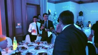видео Новогодний корпоратив в ресторане от 7 dreams
