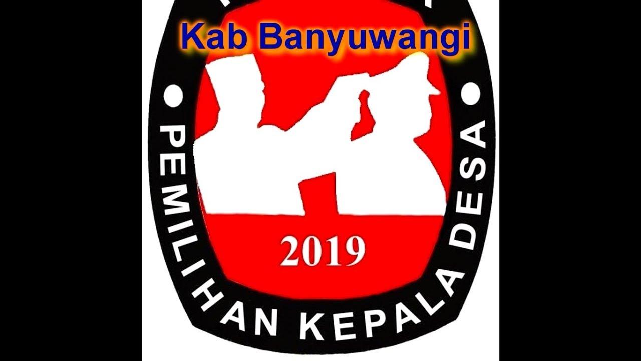 Hasil Rekap Pilkades Serentak Kab Banyuwangi Pemenang Lurah 2019 Youtube