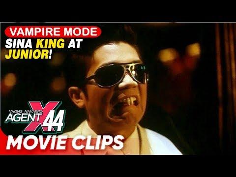 King, naging vampire spy!   'Agent X44'   Movie Clips