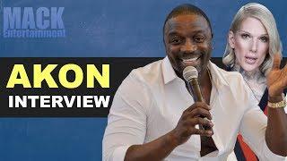 Akon Talks Jeffree Star, Music, and new business ventures!