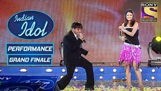Sukhwinder ज और Charu क धमकदर Performance  Indian Idol Season 3  Grand Finale