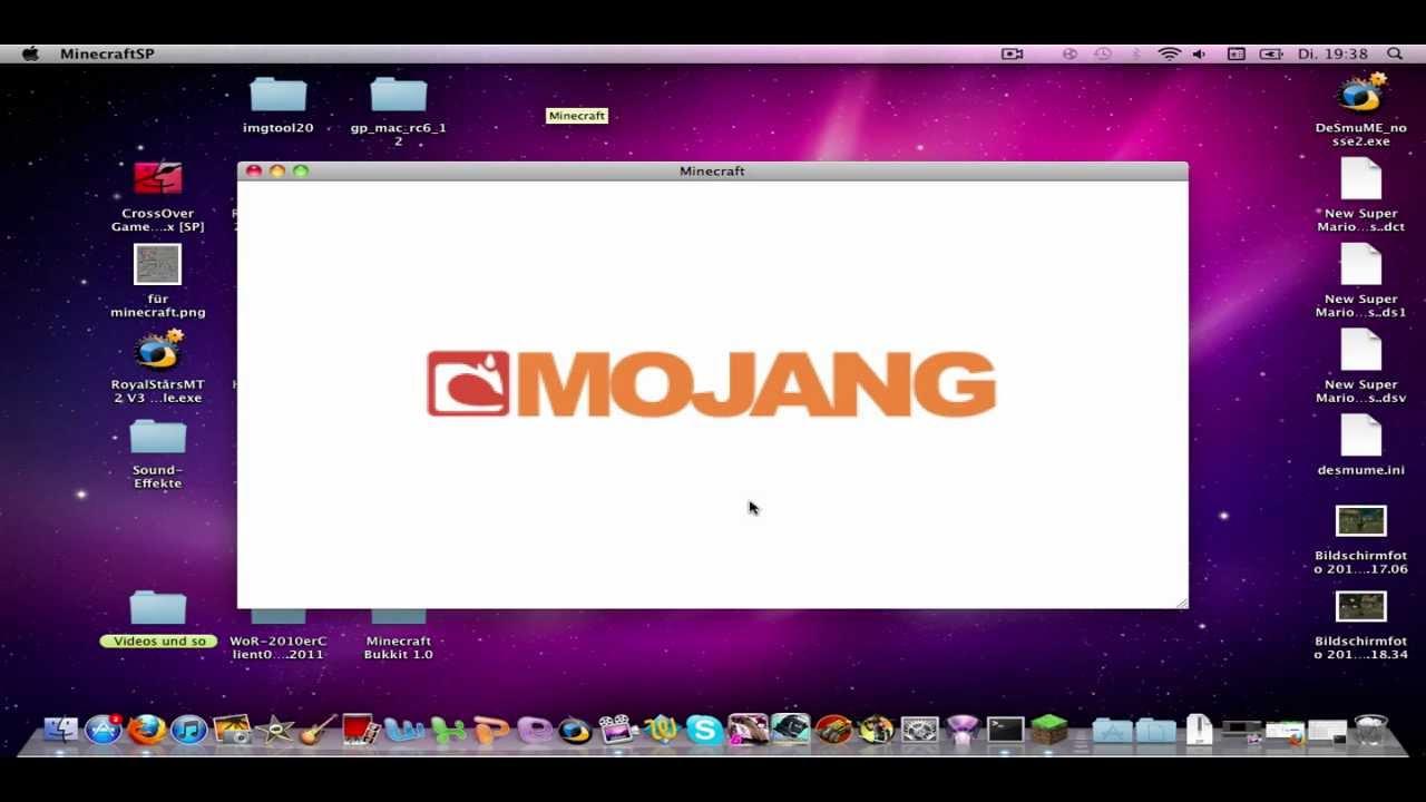 Minecraft Server Auf Mac Erstellen YouTube - Minecraft server erstellen fur mac