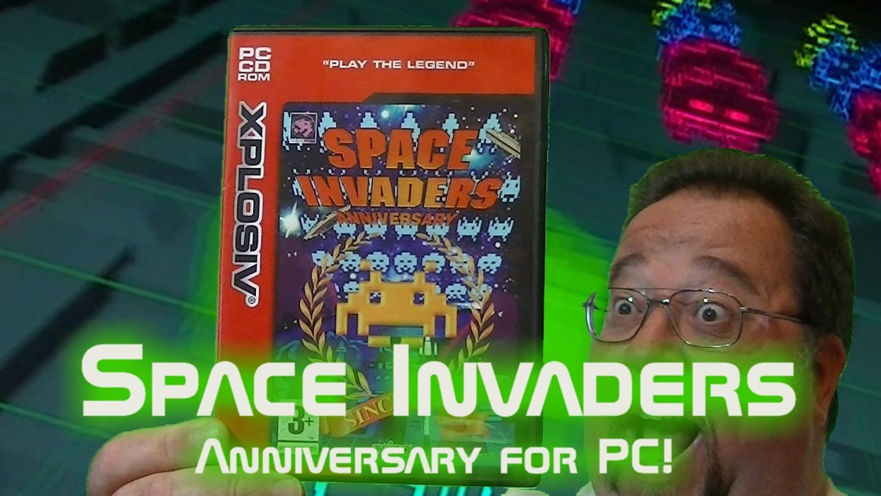 Space invaders game free download windows 7