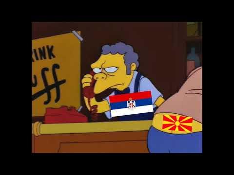 Yugoslav wars of independence in a nutshell