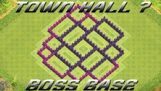 Awesome Town Hall 7 Trophy Base! - Clash Of Clans - Speed Build
