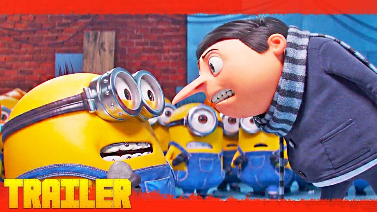 Minion Trailer 2