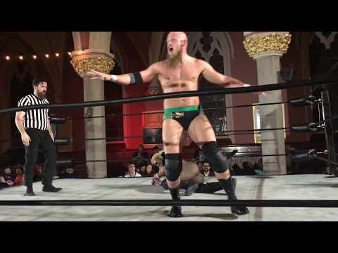 6-3-17 Capitol Wrestling - Sonny Kiss vs Ken Dixon