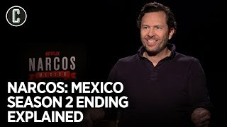 Narcos: Mexico Season 2 Ending Explained By Showrunner Eric Newman Spoilers