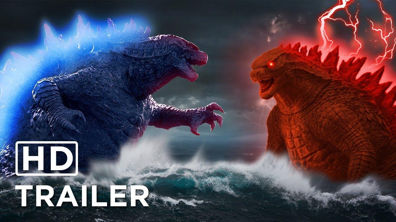 Download Godzilla vs Ghost Godzilla (2021) Fan Trailer