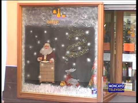 En busca del mejor escaparate navide o youtube - Ideas escaparate navidad ...