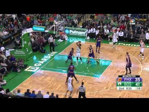 Phoenix Suns vs Boston Celtics | January 15, 2016 | NBA 2015-16 Season