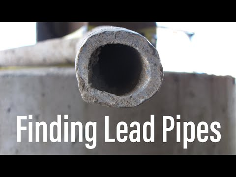 Finding lead pipes | Halifax Water