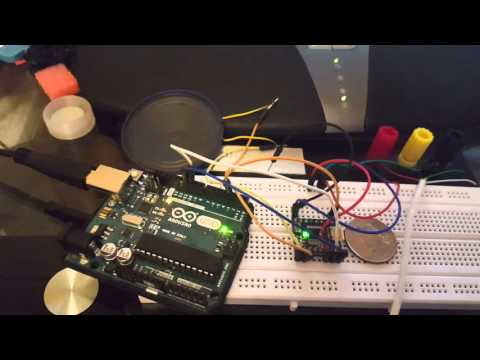 Arduino BB8 audio progress with mp3 module