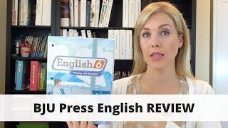 bju press english review