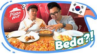 Gambar cover PIZZA HUT KOREA vs PIZZA HUT INDONESIA !! BEDA BANGET! With KOREA REOMIT