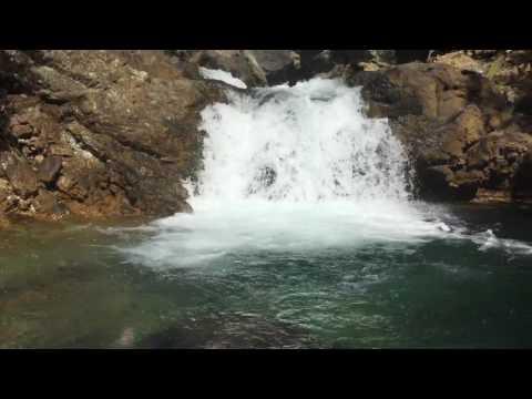 Sibuyan island,romblon.dagubdob falls