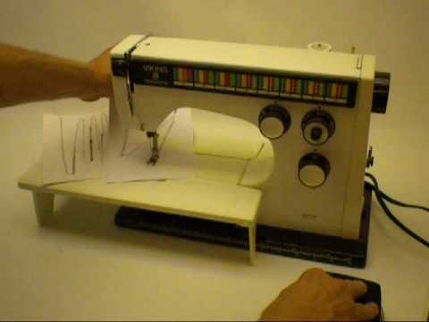 SOLD Viking 40 Sewing Machine Is On EBay Limited Testing Demo Mesmerizing Viking 6440 Sewing Machine