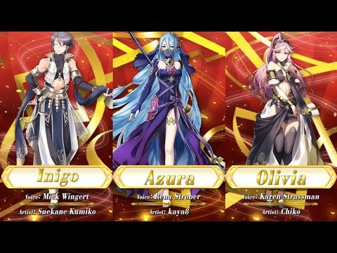 THEY'RE SO GOOD!!! First Time Seeing the Performing Arts Banner (Fire Emblem Heroes)