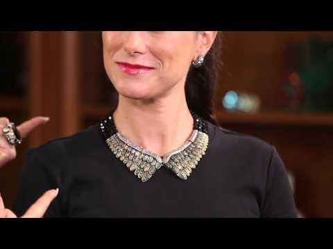 Heidi Daus Style Series Jewel Neckline