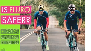 Safety and Fashion On the Bike | Is Fluro Safer?