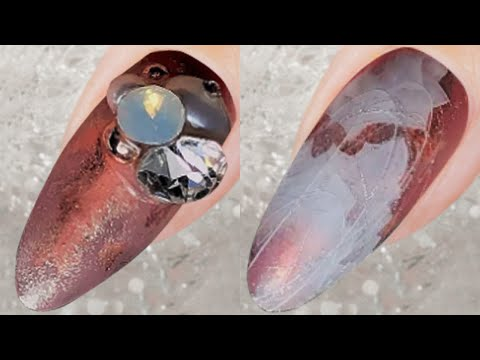 The Best Nail Art Designs Compilation #210 - Nail Art Design Tutorial thumbnail