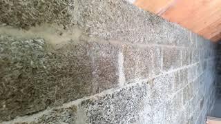 видео Дом из арболита, проекты домов, строительство, цена