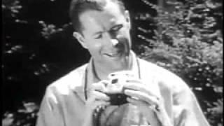 Kodak Brownie Camera TV Commercial (1958)