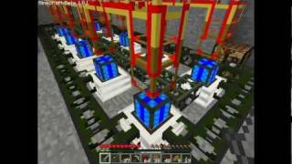 My Buildcraft 05 - Oil Refinery and POWER!