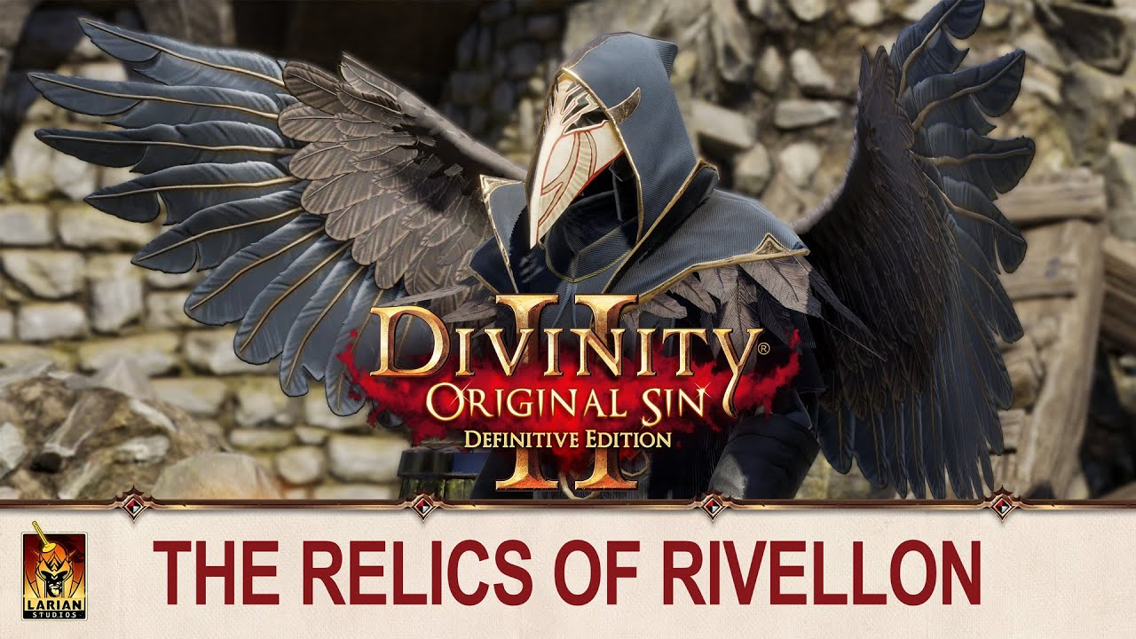 Divinity: Original Sin 2 - The Four Relics of Rivellon | Gift Bag Trailer