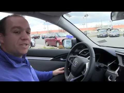 Manchester Honda 2016 Civic Review and...