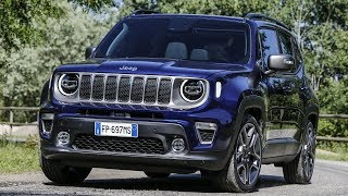 2019 Jeep Renegade Revealed - All You Need to Know !!
