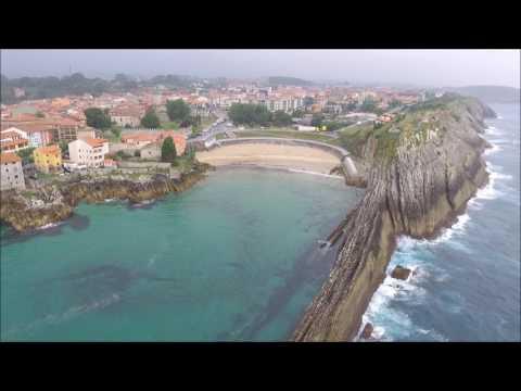 Asturias, Llanes.Dji phantom 3