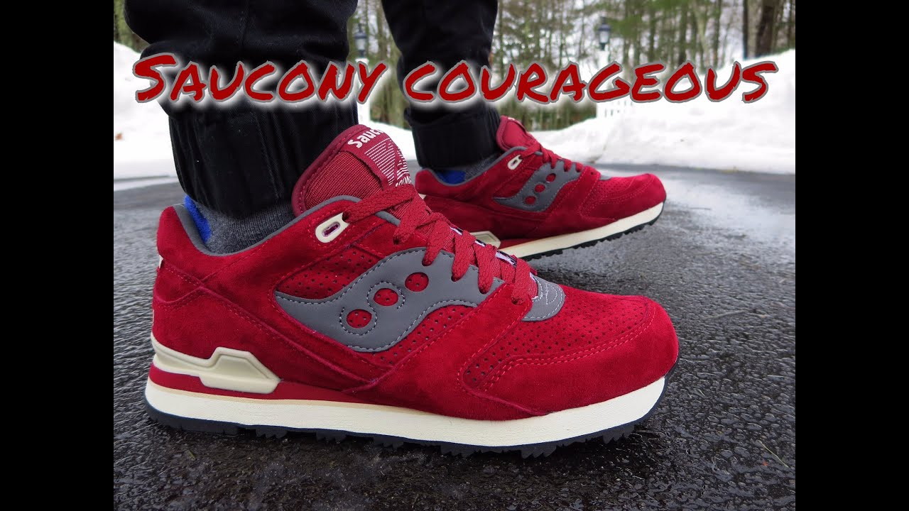 Saucony Courageous Premium