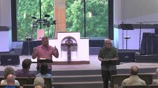 Wednesday Night Bible Study 7/14/21
