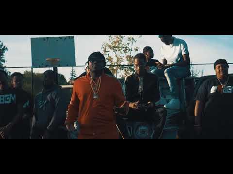 Milk Chamberlain - Public Housing (Official Music Video 2018) Shotby @SkrillaVisuals