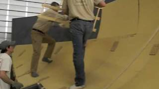 Lyman Morse Boatbuilding:  Thermoforming Process