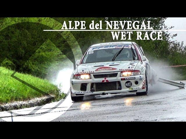 WET RACE // Alpe del Nevegal 2019