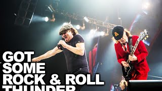 """AC/DC - """"Got Some Rock & Roll Thunder"""" - MGM Arena 2016"""