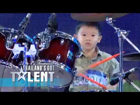 Thailand's Got Talent Season4-4D Audition EP4 5/6